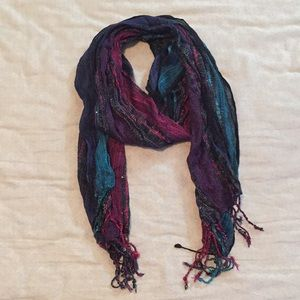 Multi-Color Scarf